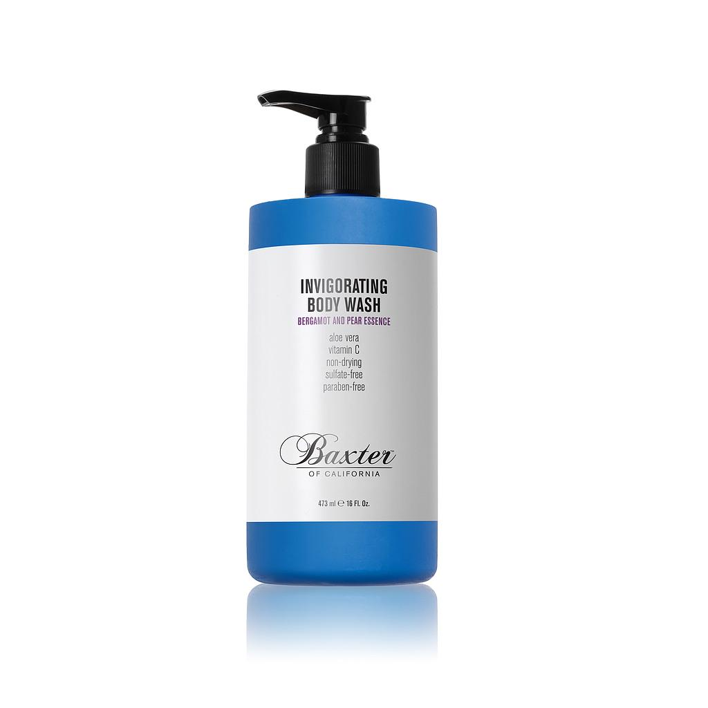 Invigorating Body Wash bergamot and pear